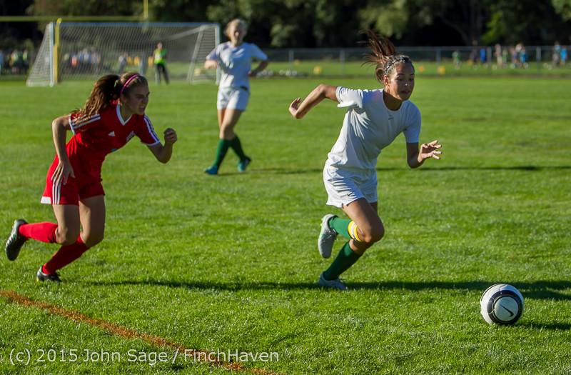 3019 Girls Soccer v Chief-Sealth 090915
