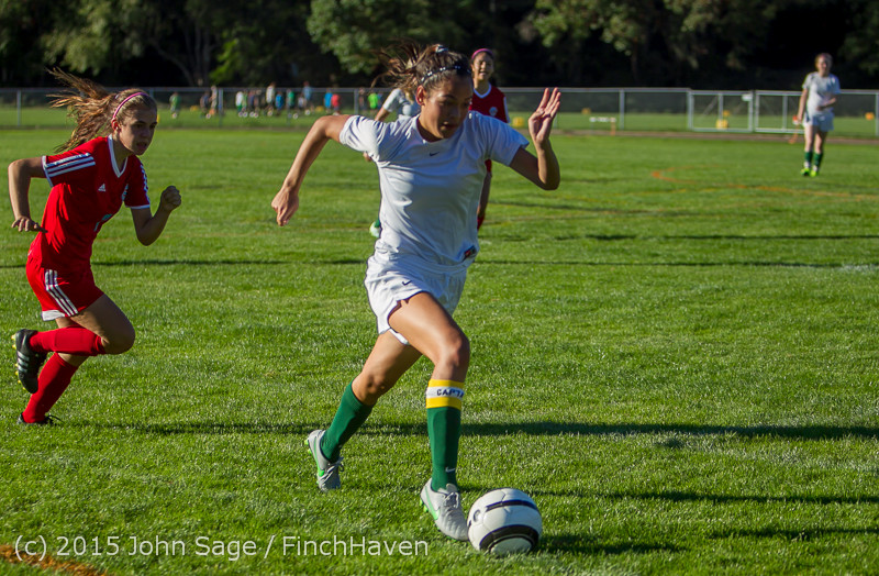 3025 Girls Soccer v Chief-Sealth 090915