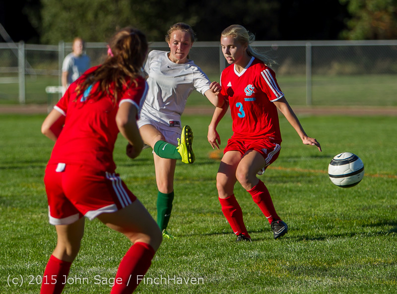 3099 Girls Soccer v Chief-Sealth 090915