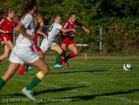 3125 Girls Soccer v Chief-Sealth 090915