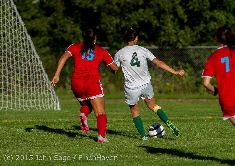 3133 Girls Soccer v Chief-Sealth 090915