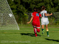 3135 Girls Soccer v Chief-Sealth 090915