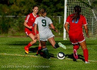 3194 Girls Soccer v Chief-Sealth 090915