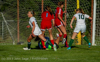 3214 Girls Soccer v Chief-Sealth 090915