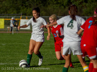 3239 Girls Soccer v Chief-Sealth 090915