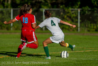 3270 Girls Soccer v Chief-Sealth 090915