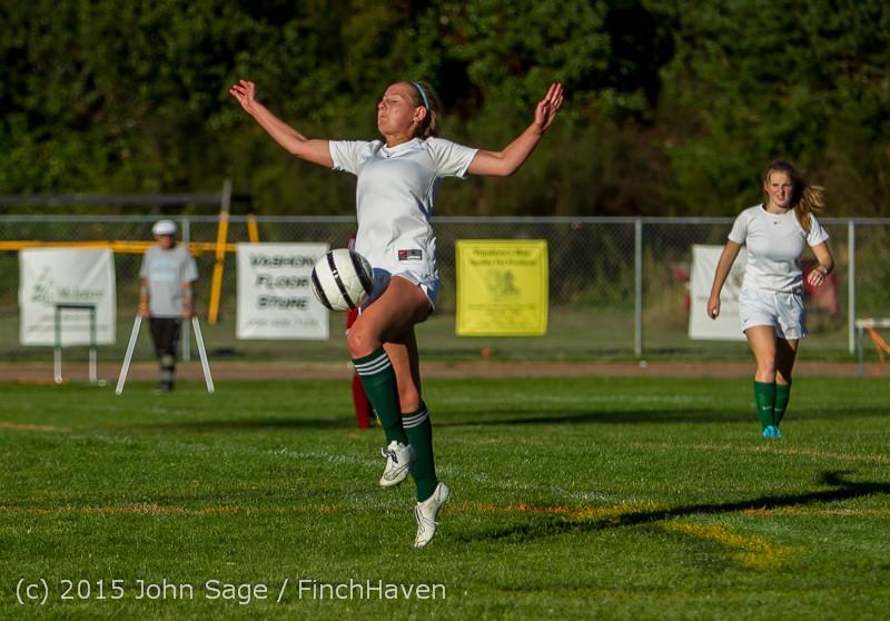 3382 Girls Soccer v Chief-Sealth 090915