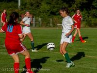 3395 Girls Soccer v Chief-Sealth 090915