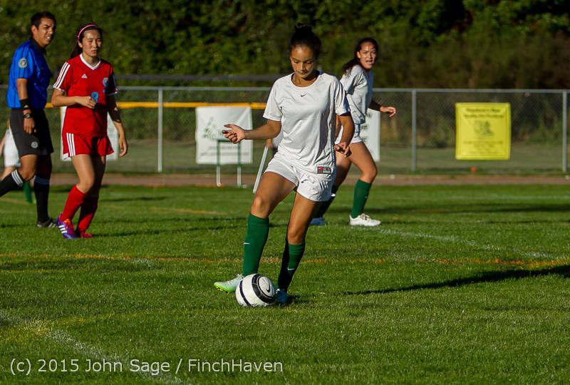 3401 Girls Soccer v Chief-Sealth 090915