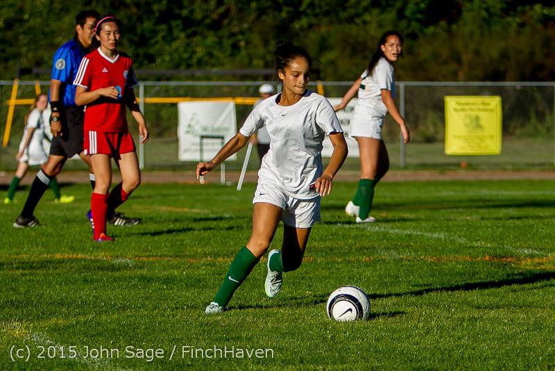 3405 Girls Soccer v Chief-Sealth 090915