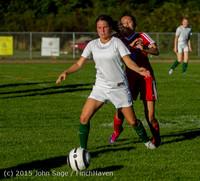 3415 Girls Soccer v Chief-Sealth 090915