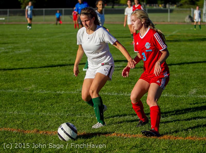 3416 Girls Soccer v Chief-Sealth 090915