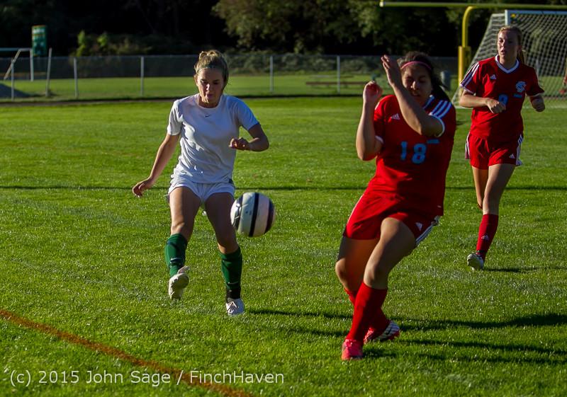 3505 Girls Soccer v Chief-Sealth 090915