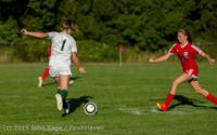 3584 Girls Soccer v Chief-Sealth 090915