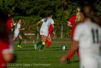 3595 Girls Soccer v Chief-Sealth 090915
