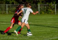3601 Girls Soccer v Chief-Sealth 090915