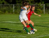 3605 Girls Soccer v Chief-Sealth 090915