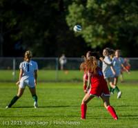 3648 Girls Soccer v Chief-Sealth 090915
