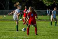 3650 Girls Soccer v Chief-Sealth 090915