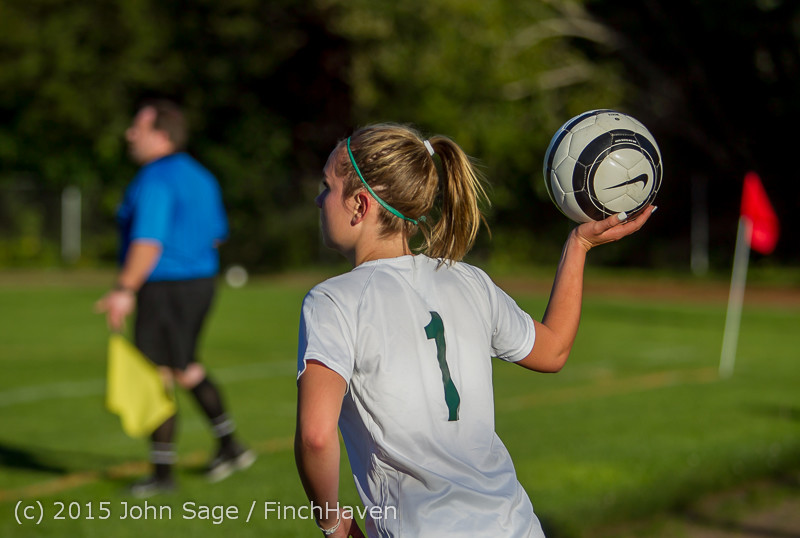 3686 Girls Soccer v Chief-Sealth 090915