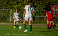 3714 Girls Soccer v Chief-Sealth 090915