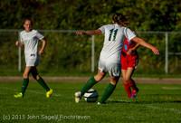 3721 Girls Soccer v Chief-Sealth 090915