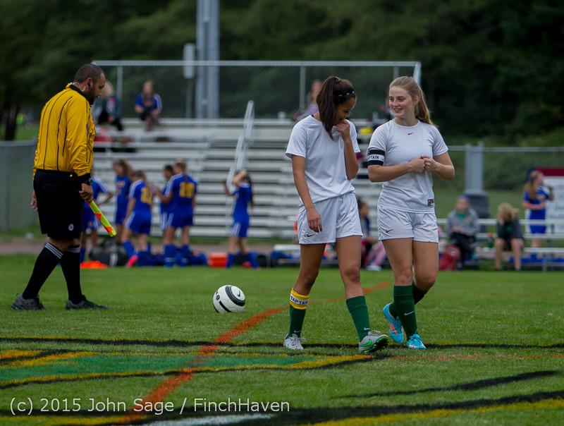 20528 Girls Soccer v Hazen 091615