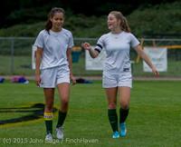 20530 Girls Soccer v Hazen 091615