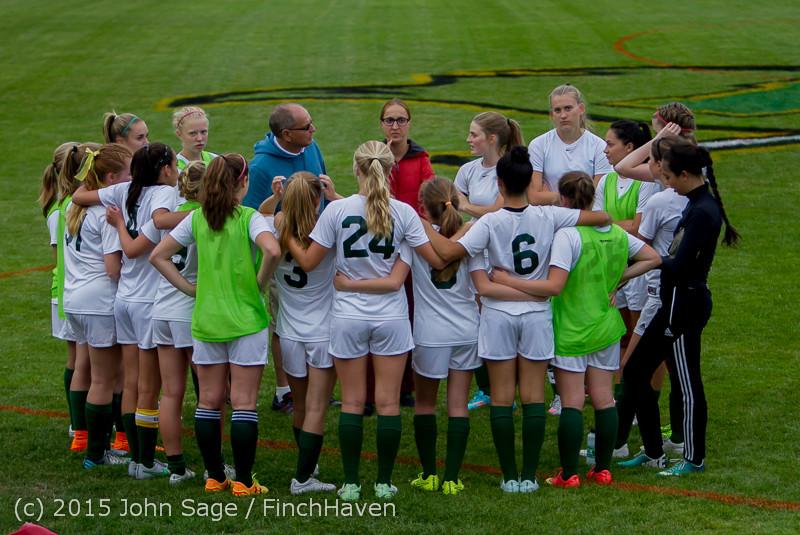 20536 Girls Soccer v Hazen 091615