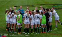 20538 Girls Soccer v Hazen 091615