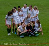 20554 Girls Soccer v Hazen 091615
