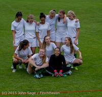20557 Girls Soccer v Hazen 091615