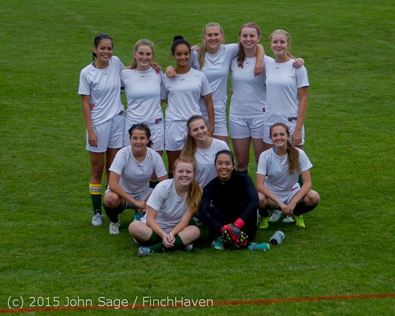 20561 Girls Soccer v Hazen 091615