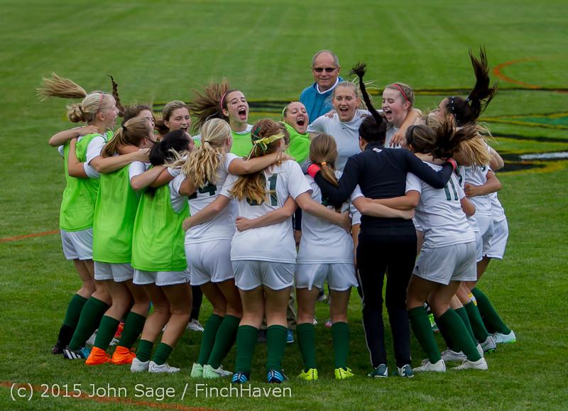 20570 Girls Soccer v Hazen 091615