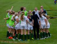 20587 Girls Soccer v Hazen 091615