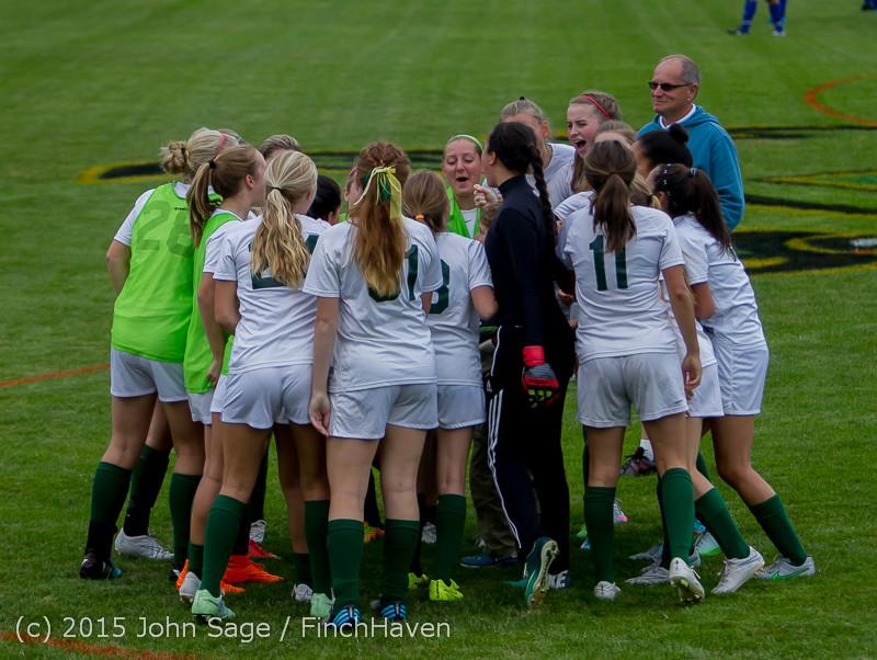20591 Girls Soccer v Hazen 091615