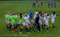 20605 Girls Soccer v Hazen 091615