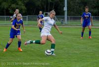 20613 Girls Soccer v Hazen 091615