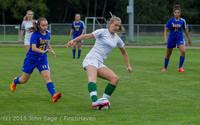 20614 Girls Soccer v Hazen 091615