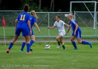 20660 Girls Soccer v Hazen 091615