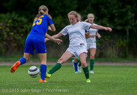 20673 Girls Soccer v Hazen 091615