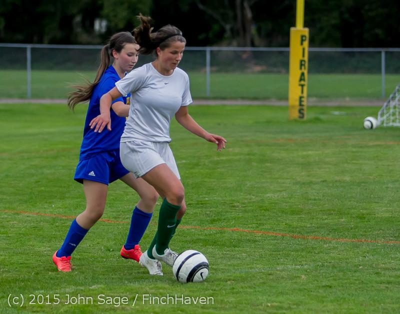 20701 Girls Soccer v Hazen 091615