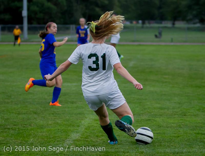 20707 Girls Soccer v Hazen 091615