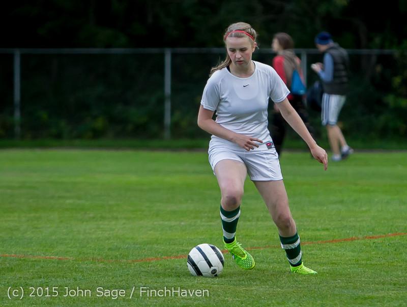 20744 Girls Soccer v Hazen 091615