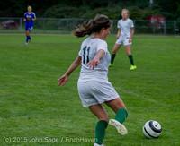 20754 Girls Soccer v Hazen 091615