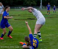 20796 Girls Soccer v Hazen 091615