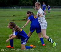 20802 Girls Soccer v Hazen 091615