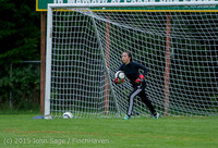 20827 Girls Soccer v Hazen 091615