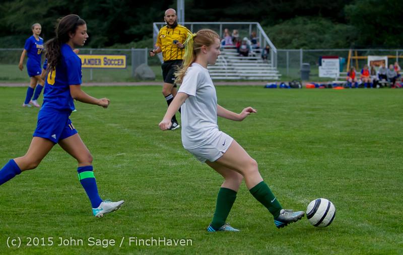20872 Girls Soccer v Hazen 091615