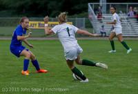 20885 Girls Soccer v Hazen 091615